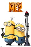 empireposter - Despicable Me - 2 - Armed Minions - Größe (cm), ca. 61x91,5 - Poster, NEU -