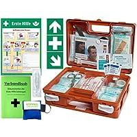 """Erste-Hilfe-Koffer Quick -Komplettpaket- mit""""Notfallbeatmungshilfe"""" für Betriebe DIN/EN 13157 + DIN 13164 - inkl... preisvergleich bei billige-tabletten.eu"""