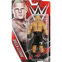 WWE BROCK LESNAR UFC LESNER WWF MATTEL SERIE 60 BÁSICO ACTION LUCHA LIBRE FIGURA