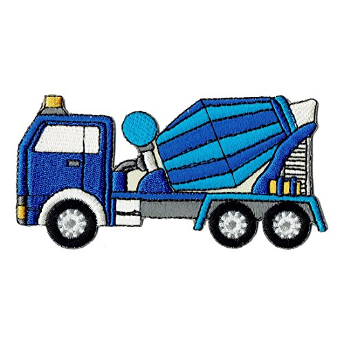 iron-on-sew-on-embroidered-patch-concrete-lorry-10cm-x-5cm