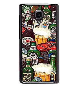 Food and Drinks 2D Hard Polycarbonate Designer Back Case Cover for Xiaomi Redmi 1S :: Xiaomi Redmi 1
