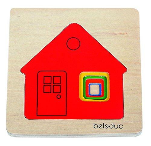 beleduc-10141-lagen-puzzle-hauschen
