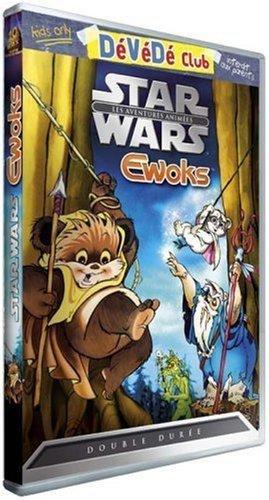 Star Wars - Ewoks : Le Village hanté / Les Contes de la forêt d'Endor [FR Import]