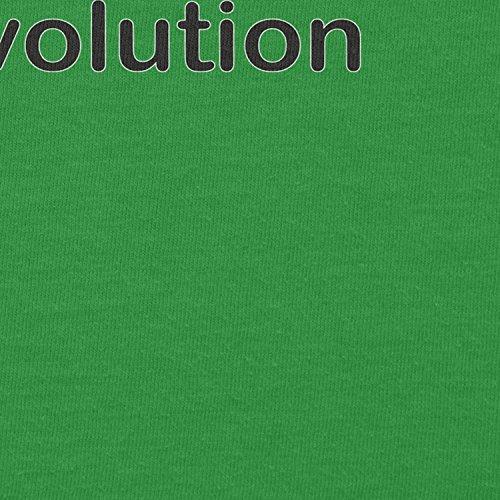 TEXLAB - T5 Evolution Color Edition - Herren T-Shirt Grün