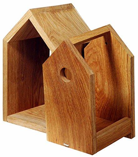 luxus-vogelhaus-46760e-designer-nistkasten-fuer-voegel-aus-holz-eiche-massivholz-fuer-garten-balkon-mit-spitzdach-farbe-natur-nisthilfe-vogelhaus-2
