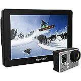 Keedox moniteur 7 Pouces LED Ecran HDMI 1280×800 moniteur de caméra sportif Pour Gorpro hero 3+/4 et DSLR caméra de sport et action
