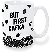 Franz Kafka Mug (Literary Puns)