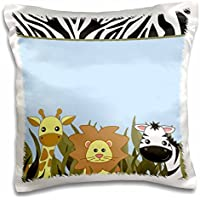 Janna Salak Designs Jungle Animals - Cute Baby Jungle Animals