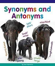 Synonyms and Antonyms (English Grammar)