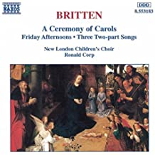 Britten - A Ceremony of Carols