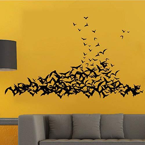 orationen Hof Happy Halloween Haushaltszimmer Wandaufkleber Wandbild Decor Aufkleber Entfernbar ()