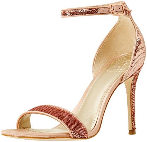 Guess Footwear Dress Sandal, Escarpins Bride Cheville Femme, Rose