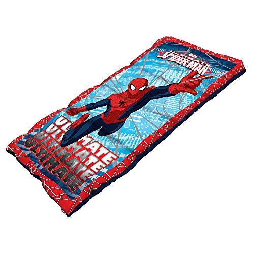 Spiderman Juventud Saco Dormir 2.0-Pound llenar, 28x