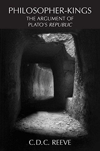 "Philosopher-Kings: The Argument of Plato's ""Republic"": The Argument of Plato's ""Republic"": The Argument of Plato's ""Republic"" by Reeve, C. D. C. (2006) Paperback"