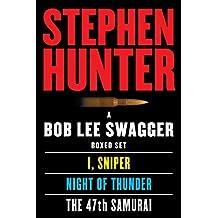 A Bob Lee Swagger eBook Boxed Set: I, Sniper, Night of Thunder, 47th Samurai (English Edition)