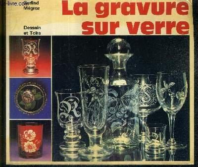 La Gravure sur verre