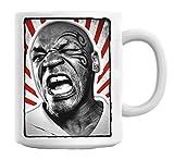 Keep The Rage Mike Tyson Mug Cup