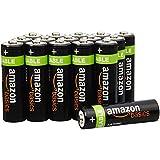 AmazonBasics Vorgeladene Ni-MH AA-Akkus - Akkubatterien, 2000 mAh, 16 Stck (Batterienfolie kann vom Produktfoto abweichen)