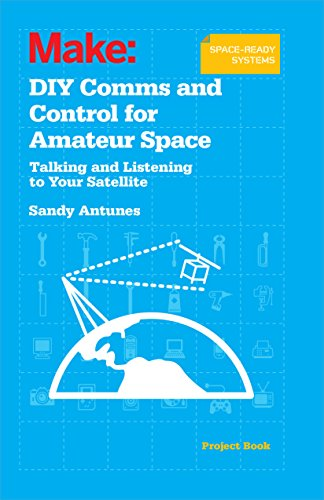 DIY Comms and Control for Amateur Space: Talking and Listening to Your Satellite (English Edition) -
