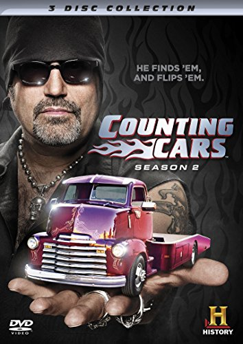 Counting Cars Season 2 [DVD] [UK Import]