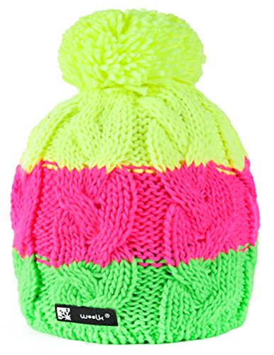 beanie-hat-woolly-knitted-cookies-eskimo-style-wool-with-pom-pom-mens-womens-winter-warm-ski-snowboa
