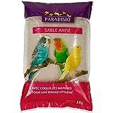 Paradisio - Sable Anisé pour Oiseaux - 5Kg