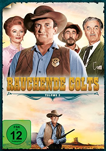 Rauchende Colts - Volume 5 [6 DVDs] (Rauchende Colts)
