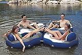Gravidus Schwimmring Schwimmreifen River Run Connect Lounge mit Anschluss-Möglichkeit