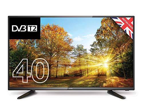 Cello C40227T2 40-Inch Full HD LED TV - Black