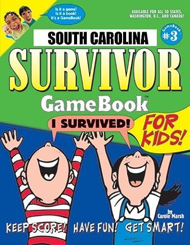 South Carolina Survivor Game Book for Kids! (Survivor GameBooks)