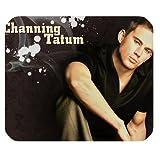Custom Channing Tatum Tapis de souris gaming Tapis de souris rectangulaire cm-1073