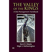 The Valley of the Kings: A Site Management Handbook