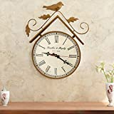 Home Sparkle Wall Clock