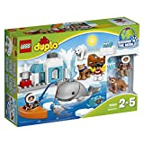 #8: Lego Duplo Arctic, Multi Color with Free Santa's Visit
