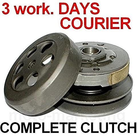 CLUTCH PULLEY BELL DRUM ASSEMBLY for PEGASUS SKIPPER LASER 2STROKE 50 AIR COOLED