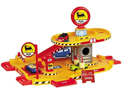 Faro - Playset para coches de juguete (Faro Toys SR701)