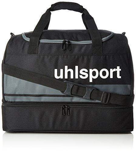 uhlsport Basic Line Spielertasche, Schwarz/Anthra, M, 100424601