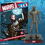 Marvel Heroes 3D Ultron Resin Figure Statue Collection +fas