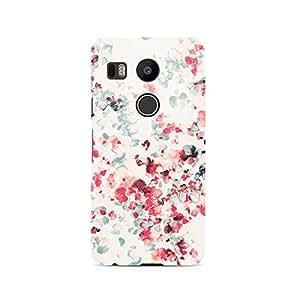 TAZindia Designer Printed Hard Back Case Cover For LG Nexus 5X
