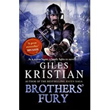 Brothers' Fury (Bleeding Land Trilogy 2) by Giles Kristian (2013-05-23)