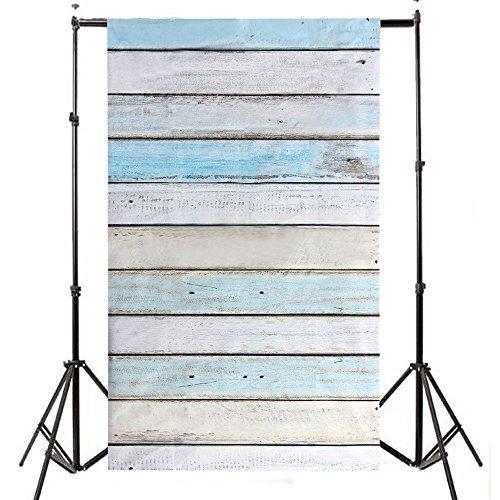AFUT 0.9×1.5M Helle Farben Bretter Bildhintergrund Backdrops Hintergrund Foto Props für Fotografie Studio