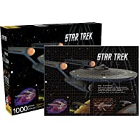 Star Trek- Enterprise 1000 Pc Jigsaw Puzzle