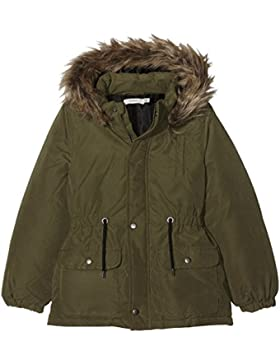 NAME IT Mädchen Jacke Nitmilly Parka Jacket Nmt