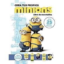 Crea Tus Propios Minions. Libro De Recortables (Literatura Infantil (6-11 Años) - Gru Y Los Minions)