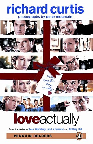 Penguin Readers 4: Love Actually Book & MP3 Pack (Pearson English Graded Readers)
