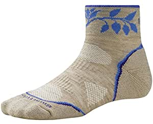 Smartwool Women's PHD Outdoor Light Mini Socks - Oatmeal, Small (2 - 4.5)
