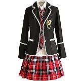 URSFUR Mädchen Japan Kostüm Langärmelige Anzug Cosplay Uniform Anime Uniform - Stil 10-M