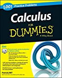 Calculus: 1,001 Practice Problems For Dummies (+ Free Online Practice) (For Dummies Series)