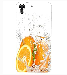 ColourCraft Lovely Pattern Design Back Case Cover for HTC DESIRE 626s