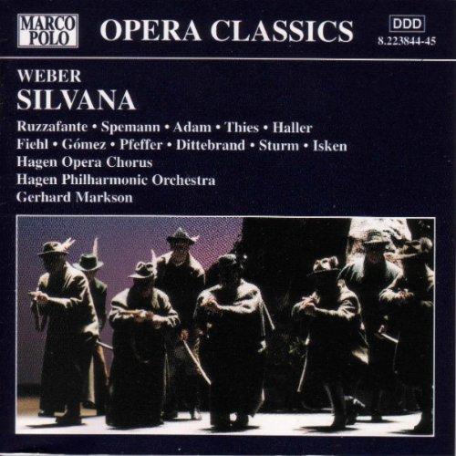 Silvana: Act I: Edler Graf, wir erwarten eure Befehle! -